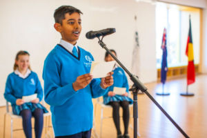 Our Lady of the Assumption Catholic Primary School Strathfield Public Speaking