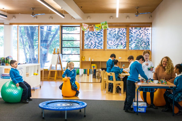 Our Lady of the Assumption Catholic Primary School Strathfield Sensory Room