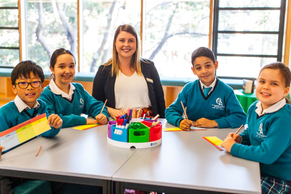 Our Lady of the Assumption Catholic Primary School Strathfield Learning Approach
