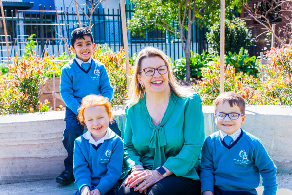 Our Lady of the Assumption Catholic Primary School Strathfield Principal