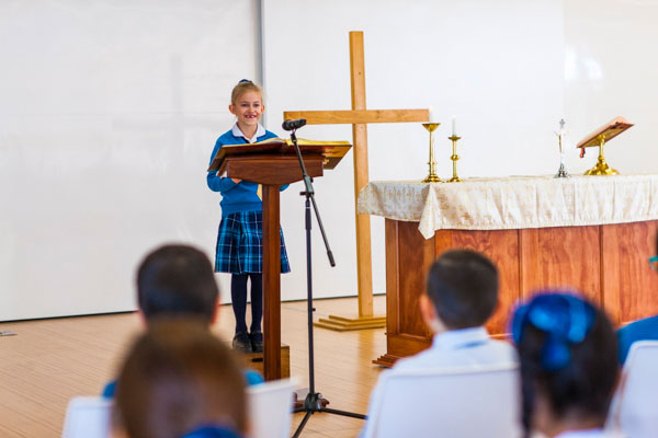 Our Lady of the Assumption Catholic Primary School Strathfield shared Mission