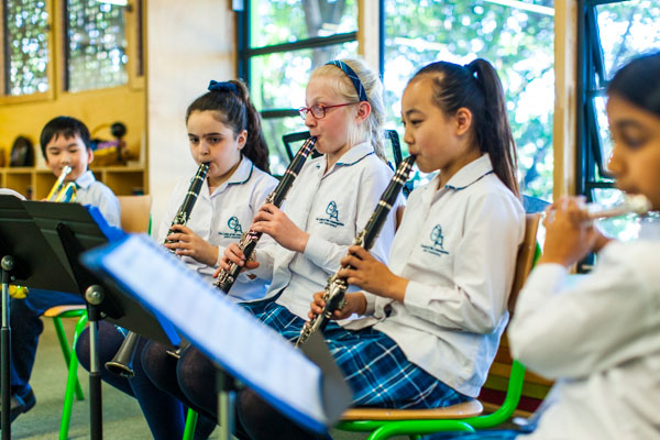 Our Lady of the Assumption Catholic Primary School Strathfield Band