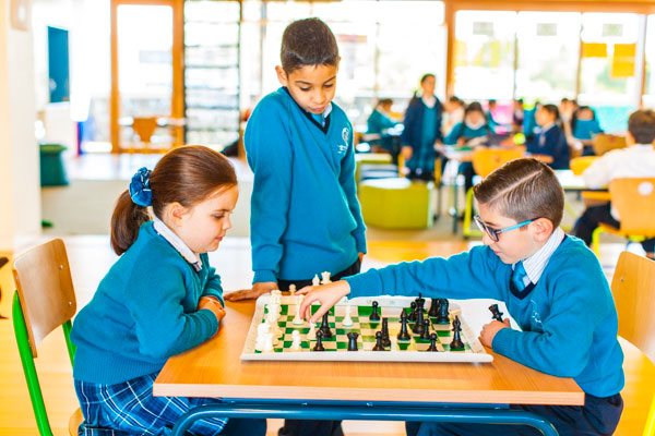 Our Lady of the Assumption Catholic Primary School Strathfield Chess